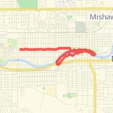 Mishawaka Running Routes - 780 Running Trails in Mishawaka, IN on