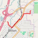 Dillon Mt Bike Trails Maps Of Bike Routes In Dillon Mt