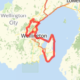 Wellington Cycling Routes - The best cycling routes in Wellington ...