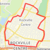 Rockville Centre Running Routes - 970 Running Trails in