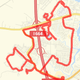 Garmin Import - Bike Ride (05/19/2013)
