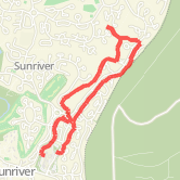 Completed a workout (generic) 3.13 mi on 06/22/18