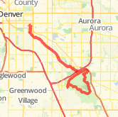 26.33mi Road Cycling