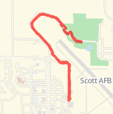 Scott Air Force Base Running Routes - 220 Running Trails in ...