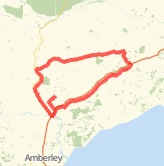 Rode 70.61 km on 11/09/19