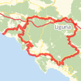 Levanto Cycling Routes The Best Cycling Routes In Levanto Liguria