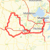 Madison Bike Trails - Maps of Bike Routes in Madison, WI on