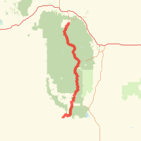 Mickelson Trail Elevation Map.Mickelson Trail In Edgemont Sd United States Mapmyride