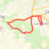 Ccbc Catonsville Map on