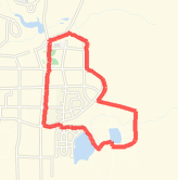 Warner Robins Running Routes - 2,140 Running Trails in