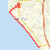 Rode 16,41 km on 24.02.2015