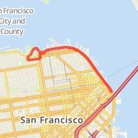 6 3 mi embarcadero run in San Francisco, CA, United States