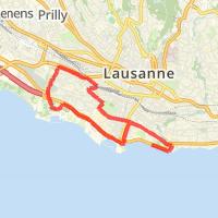 Lausanne Triathlon in Lausanne, Switzerland   MapMyRide